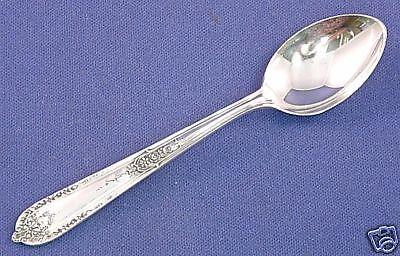 Alvin DELLA ROBBIA STERLING Demitasse Spoon 9397