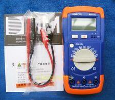 A6013l Capacitance Capacitor Meter Tester Multimeter 20mf 200pf