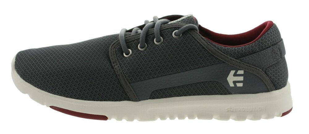 105062-1624 Etnies Scout Légère Sneaker Grey Red White Eur 41,5