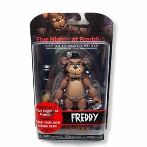 Five-Nights-At-Freddys-Fnaf-Freddy-Funko-Figure-2016-Boxed-New-Very-Rare