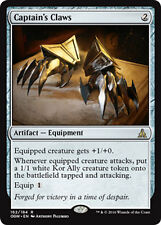 1x 1 x Captain's Claws x 1 Rare Oath of the Gatewatch MTG Magic