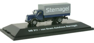 Herpa-h0-294799-mercedes-benz-311-l-planear-camion-034-sternagel-034-Oldtimer-nuevo