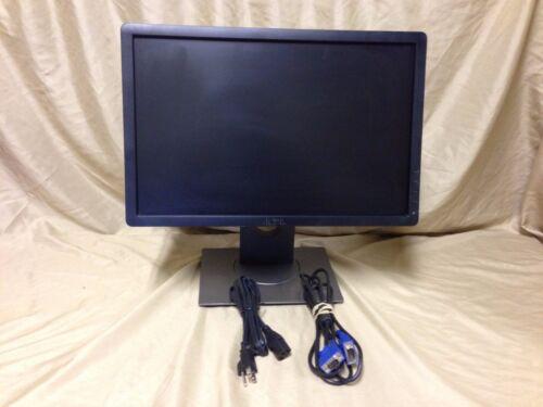 "DVI Great condition Dell 19/"" LCD Computer  IPS Monitor P1913t HD  VGA"