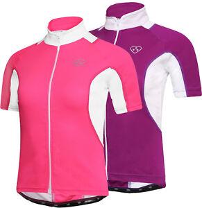 mujer-Maillot-de-ciclismo-media-manga-Camiseta-Carreras-transpirable-Carretera