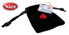 Wade Porzelain Whimsie Charms - Handbag - red  - hole diameter 5mm