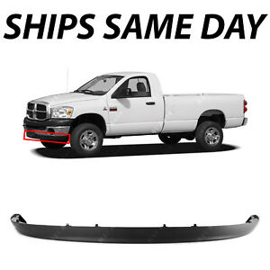 New Lower Front Bumper Air Deflector For 2002 2009 Dodge