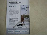 Weed Razer Lake Weed Removal Tool & Weed Rake