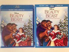 Beauty and The Beast Enchanted Christmas 2016 Blu Ray DVD Digital ...