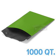1000 6x9 Green Poly Mailers Envelopes Bags 6 X 9 25mil The Boxery