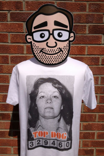 Male T Shirt Top Dog Val Lehman Bea Smith Prisoner Cell Block H