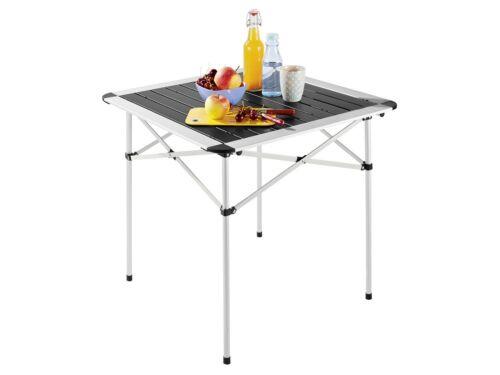 Table de camping table Falttisch Table pliante Aluminium Jardin Table pliante Table de balcon
