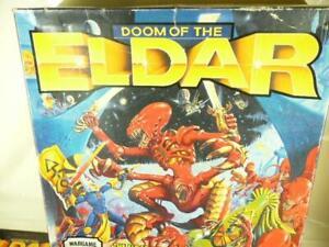 Doom de los Eldar Games Workshop wargame serie 1993 warhammer