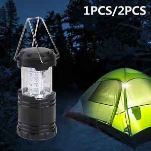 30-LED-Portable-Camping-Torch-Battery-Operated-Lantern-Night-Light-Tent-Lamp-New