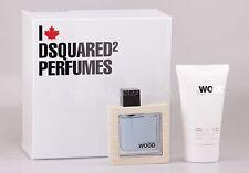 DsquaRed² - He Wood Ocean Wet Wood Set - 50ml EDT + 100ml Showergel NEU/OVP