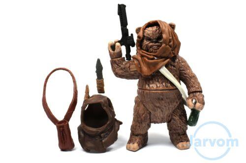 Star Wars Vintage Collection TVC TRU Endor Ewok Pack Flitchee Loose Complete