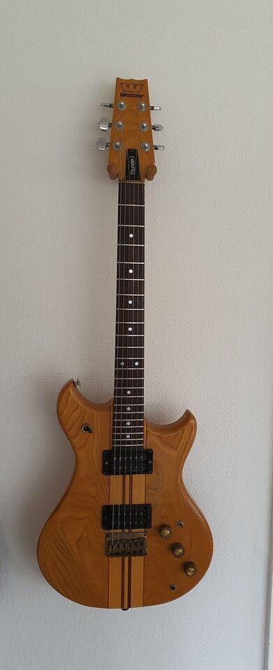 Westone Thunder1 guitar, Westone Thunder1