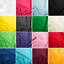 Plain-Polycotton-Fabric-FAT-QUARTERS-Bundles-Dress-Craft-White-Black-Red-Solid thumbnail 1