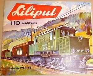 Liliput-Katalog-1964-65-H0-A