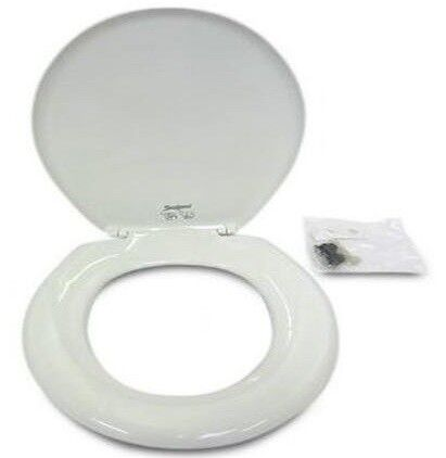 Dometic Sealand 385344088 White Toilet Cover Seat for 910//911 Traveler