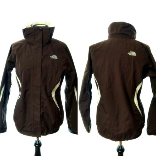 The North Face Jacket Sz M Boundary Shell Brown Of