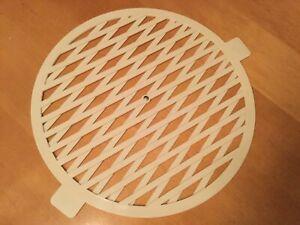dekorschablone Verstellbar Fein Verarbeitet Bäckereiausstattung SchöN Tortenschablone