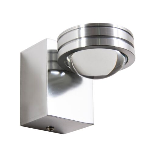 Design LED Wandleuchte Bad Wohn Küchen Zimmer Lampen Flur Leuchten Wand Strahler