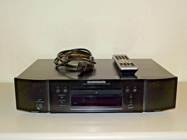 Marantz UD5007 High-End Blu-ray / SACD-Player Schwarz, FB&BDA, 2 Jahre Garantie