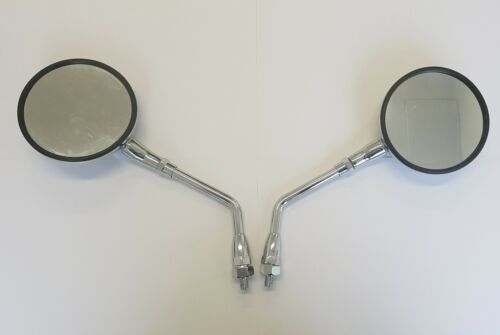 SET OF MIRRORS TO FIT KAWASAKI ZR 750 C1//4 ZEPHYR 91-94