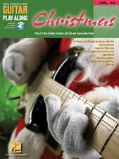Guitar Play-along: Christmas Vol. 22 by Dorling Kindersley Publishing Staff (2003, Paperback / Mixed Media)