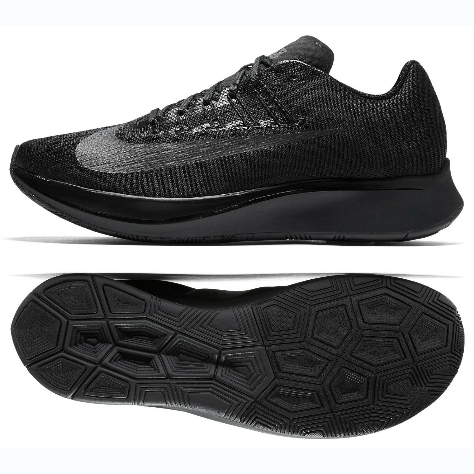 Nike Zoom Fly 880848 003 Black/Anthracite Men's Running Shoes