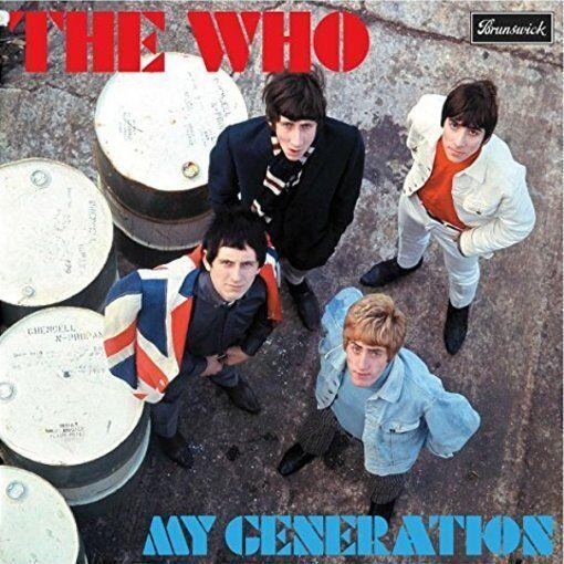 The Who: My Generation (Mono) LP Original recording remastered
