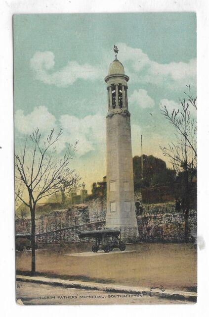 SOUTHAMPTON UNITED KINGDOM Pilgrim Fathers Memorial