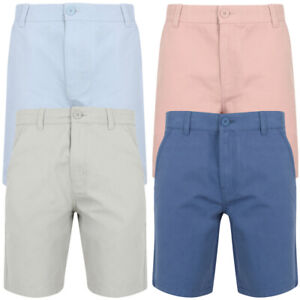 Tokyo-Laundry-Men-039-s-Delgada-Chino-Shorts-Smart-Summer-Casual-Jean-Size-S-XXL