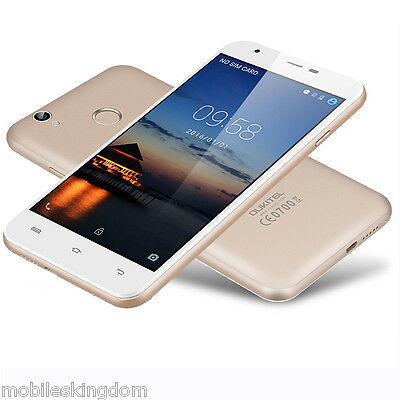 "5.5"" OUKITEL U7 Plus Smartphone 4G LTE Android6.0 2GB 16GB Móvil Huella Dactilar"