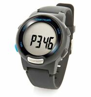 Smart Health Wellness Heart Rate Monitor, Calorie Counter And Watch All In One