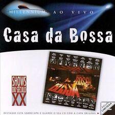 Various Artists Casa Da Bossa 1: Ao Vivo CD