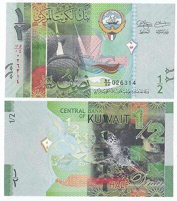 Kuwait P-New 2014 1//4 Dinar Gem UNC