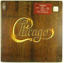 """12"""" LP - Chicago  - Chicago V - #A3129 - washed & cleaned"""