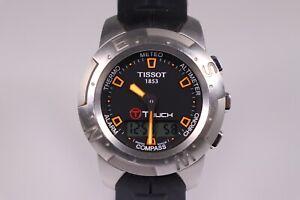 Tissot-T-Touch-Smartwatch-Uhr-Ref-Nr-Z-252-352-sehr-gut