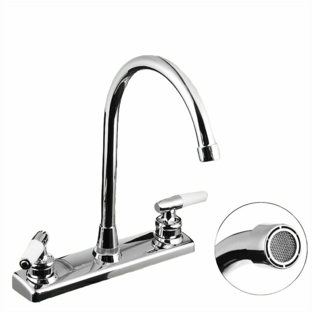 Cold Hot Mixer Sink Water Tap Basin Kitchen Faucet Wash Handle For Sale Online Ebay