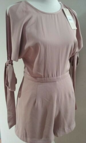 The Keepsake Size Playsuit Two Label Musk Divinity Rose L Minds Romper Rqrdq1wB