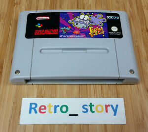 Super-Nintendo-SNES-Eek-The-Cat-PAL