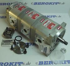 Zeppelin ZRH12 ZR15 Hydraulikpumpe für 0510465035 W9A3-7,5-7,5-5,0R