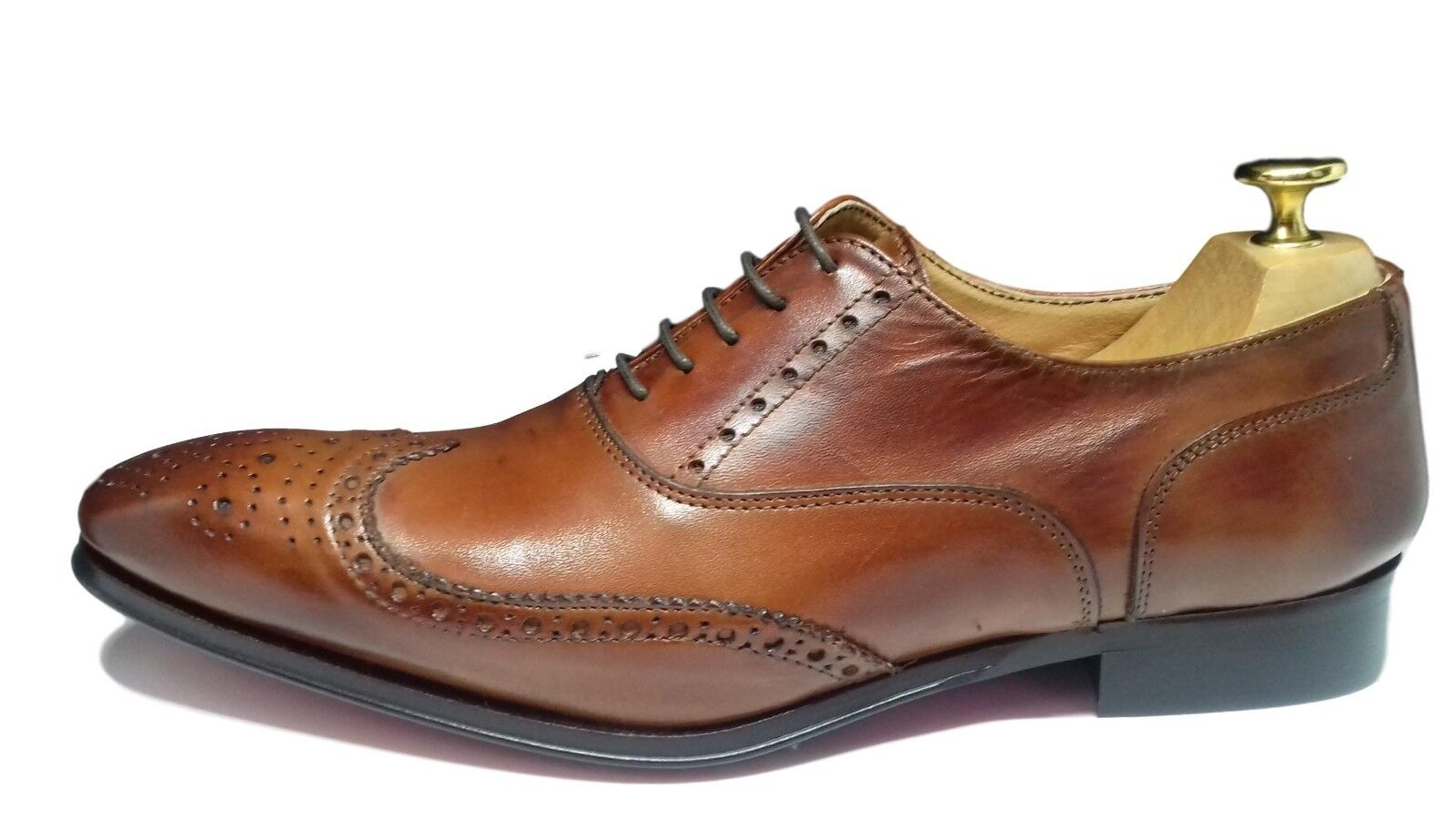 Italienne Chaussure Homme Neuf Luxe Olbefi1239 Cuir Marron qzMVSUp
