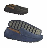 New Mens Italian Loafers Moccasin Designer Casual Party Driving Shoes UK 6-12