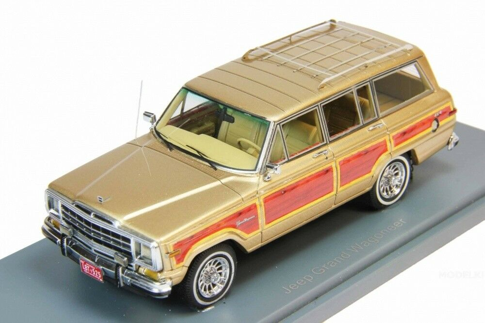 Jeep grand wagoneer 1 43 neo