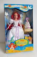 Mattel Disney Little Mermaid OCEAN BRIDE ARIEL doll - 00074299186288 Toys