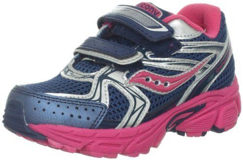 Saucony Girls Cohesion 6 Running Shoe Select SZ//Color. Little Kid