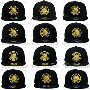 Image is loading MEXICAN-hat-Snapback-MEXICO-Federal-Logo-State-Embroidered- d9dee79771ca