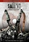 Saw VI 2pc Unrated 031398117117 With Tobin Bell DVD Region 1